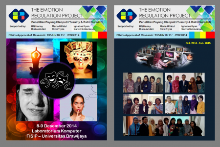 Research: The emotion regulation project